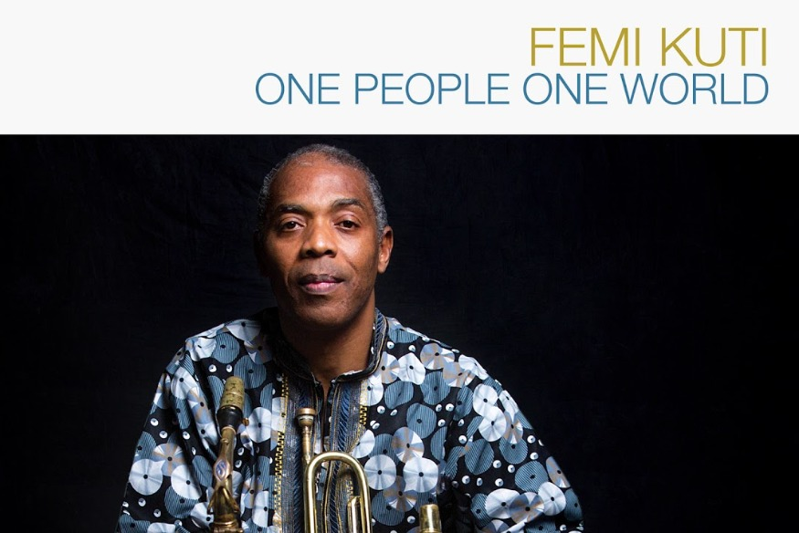 Femi Kuti - One People One World (Afrique)